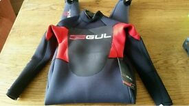 Brand new Gul wetsuit. Junior size JM. 3/5mm. 7 - 8 year old.