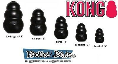 Kong Extreme Rubber Dog Toy Best Fetch Chew Pet Puppy Treat Tough Ball All
