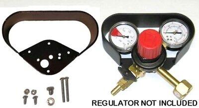 Beer Regulator Metal Gauge Guard - Fits Taprite - Norgren - Cornelius -- 744gp