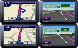 ALL Services for ALL GPS Navigator Garmin nuvi \TomTom GO & IGO London Ontario image 3