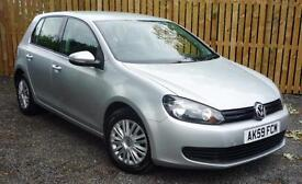 Volkswagen Golf 1.4 ( 80ps ) 2009MY S