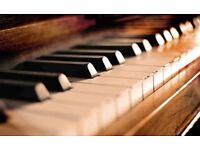 Private piano tutor/teacher in Cardiff - £20 per hour!
