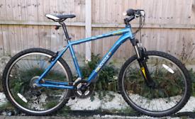 Mens mountain bike make a good xmas gift