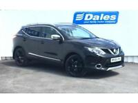 2016 Nissan Qashqai 1.5 dCi Black Edition 5dr 5 door Hatchback