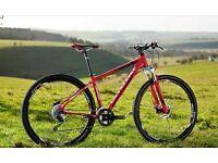 Cannondale SL3 29er trail bike Medium frame