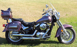 Kawasaki Vulcan Classic 800 End of Season Sale
