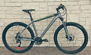 RIDE THE TRAILS - BRAND NEW MOUNTAIN BIKE!