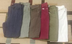 6 pants
