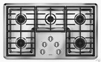 Maytag MGC7536WS Gas Cooktop 36in