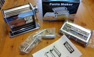 NEW - London Drugs The Italian Collection Pasta Maker