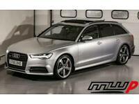 Audi A6 Avant 3.0BiTDI Quattro (380ps) Avant Tiptronic Black Edition - Pan Roof!