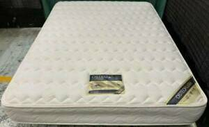 Excellent condition white queen bed mattress #8. Pick up or deliver