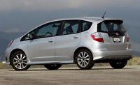 2007 Honda Fit Hatchback AUCTION no reserve
