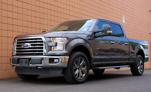 2015 Ford F150 XTR Crew 4X4 *Nav, PanoRoof, EcoBoost, Low KM!*