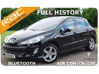 2010 Peugeot 308 1.6HDI 110bhp Sport 6 Speed --FSH-Finance Available-