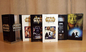 Star Wars Trilogy VHS (en anglais)