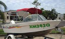 Quintrex 430 Fishabout near New Maroochydore Maroochydore Area Preview