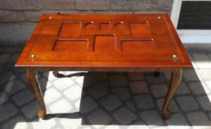 Bombay Photo Frame Top Coffee Table