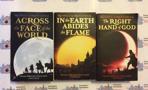 """""""Fire of Heaven Trilogy"""" by: Russell Kirkpatrick"""