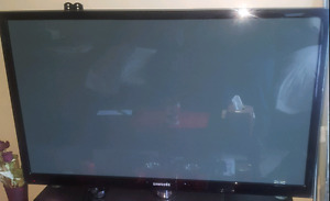 51 inch Samsung Plasma 3D with goggles negotiable