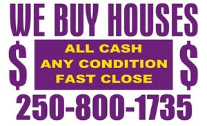 $ ****We buy houses! AS IS WITH NO CONDITIONS****