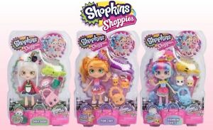 Shopkins Shoppies Dolls Series 2