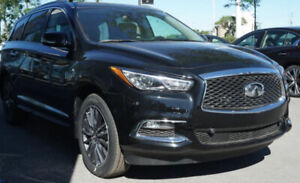 Lease takeover: 2018 Infiniti QX60 AWD SUV 4 MONTHS FREE!!!