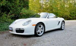 2007 PORSCHE BOXSTER - Beautiful - LOW km