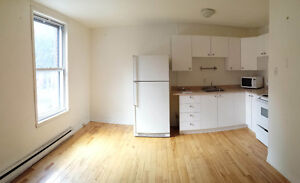 Sunny One BR with Extra Room, Heart of Plateau, Available NOW