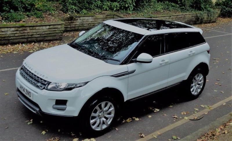 2014 Land Rover Range Rover Evoque 2.2 SD4 Pure Tech Hatchback AWD 5dr