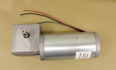 Nobles Castex Tennant Pn 130475 120v Electric Motor .10hp Gear New Surplus