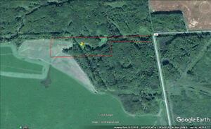 11 acres with cabin