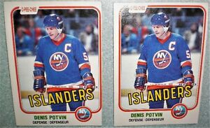 Denis Potvin-Defence   opc 199