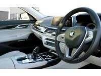 Grey BMW 730 Ld Sport Se Euro 6 Diesel Auto 2015 FROM £195 PER WEEK!