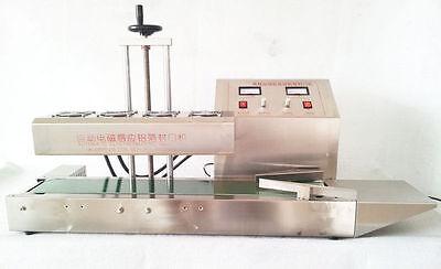 Lx-6000 Continuous Induction Sealer Machine 220v Bottle Diameter 20-100mm Sale