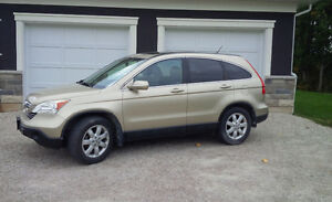 2008 Honda CR-V EX-L Loaded!