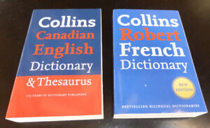 Collins Dictionaries - English and French