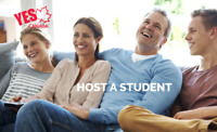 Welcome an International Student into Your Home!