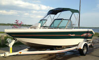 ONE OWNER REDUCED! 2003 18.5 ft Princecraft Promanade Pro Series