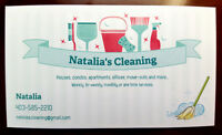 Natalia's Cleaning Services