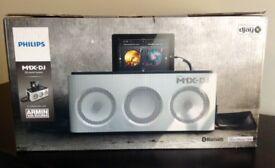 Philips M1X-DJ portable Bluetooth speaker