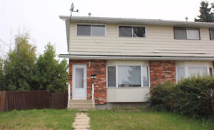 Newly Renovated Half Duplex in Millwoods