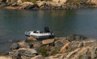 Zodiac Tender 2009 and Mercury Motor 2007, great condition!