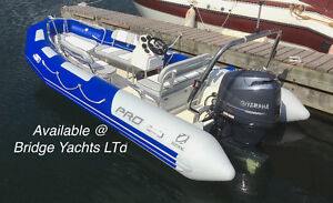 NEW - ZODIACBAYRUNNER PRO 550, (RETAILS $34,900)