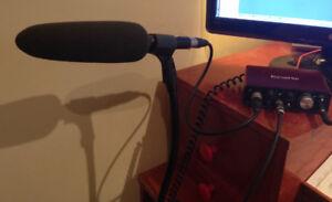 Professional Video Microphone Sennheiser ME66