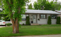 Pristine living in this Melfort home!
