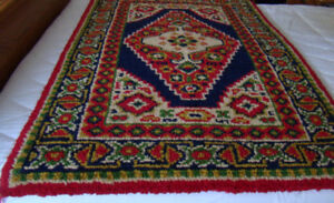 OLD but NEW 1005 Wool Handmade Rug