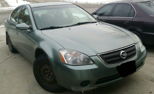 2002 Nissan Altima S 2.5L *Excellent Condition*