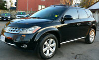 2007 Nissan Murano SL AWD***GORGEOUS must be seen
