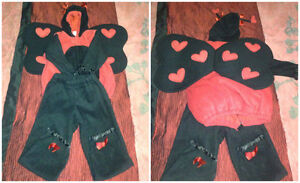 Toddler Old Navy 2 Piece LadyBug